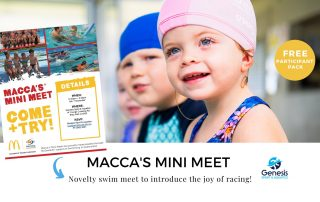 Genesis Sport and Aquatics Maccas Mini Meet