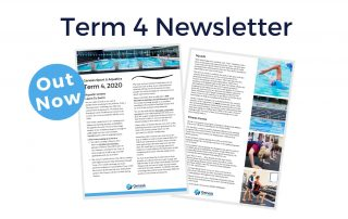 Genesis Sport Aquatics Newsletter Term 4