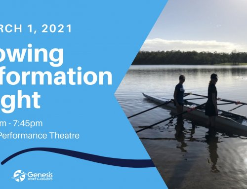 Rowing Information Night