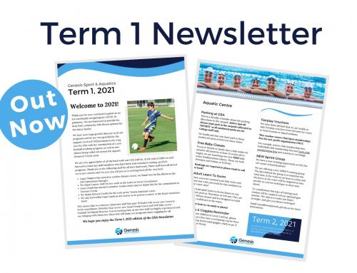 Read Our Term 1, 2021 Newsletter!